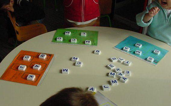 Etiquettes de présence en maternelle