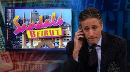 Number Cruncher - Oil, Movies, McDonalds | Jon Stewart has all his money in the stock for the Sandals resort in Beirut.