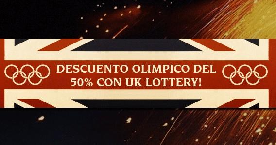 Lotería Lotería Noticias   Mitad de precio en todos los billetes de UK Lottery