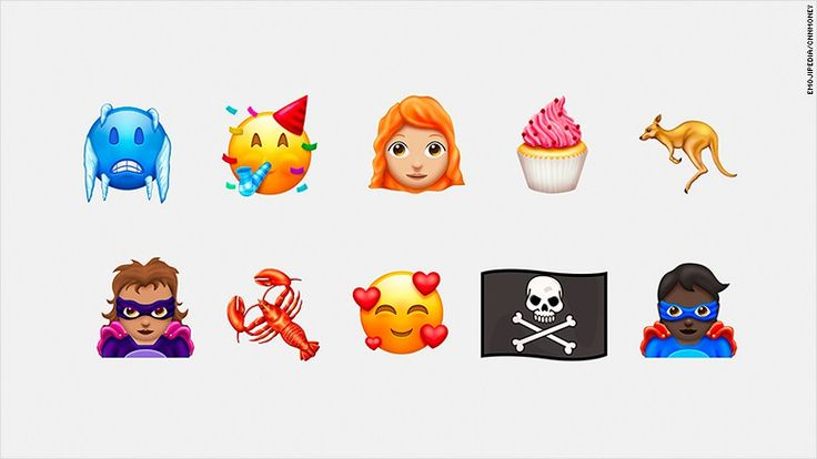 157 new emoji coming to Android , iOS  #EMoji #Android #iOS #Apple #iPhone
