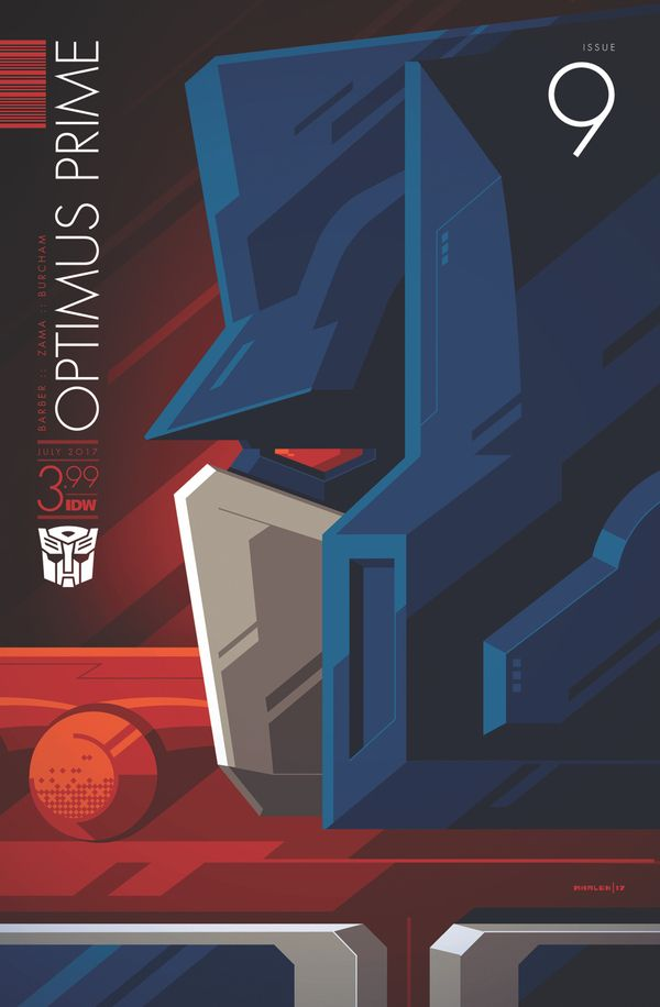 Optimus Prime #9 FULL Exclusive Preview - IDW Transformers Comic Book