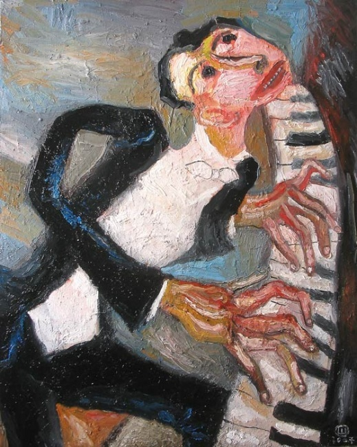 Oleg Sheludyakov Le jeune talent