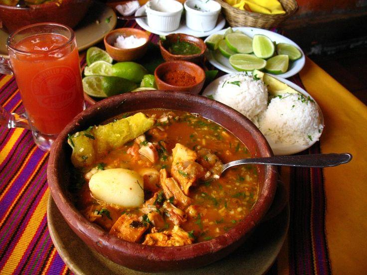 Guatemala Pepián, delicioso !! Auténtica comida de Guatemala