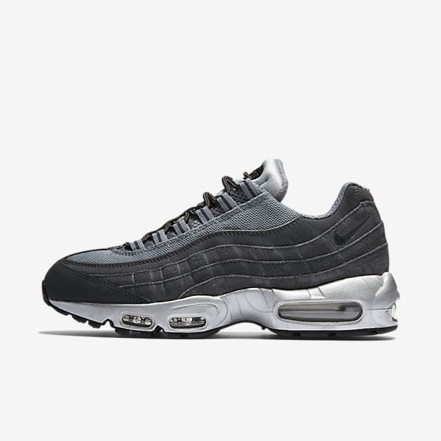 the latest d684f a1bcc Nike Air Max 95 Premium Mens Shoe ...