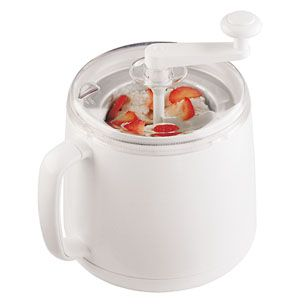 Donvier® Ice Cream Maker