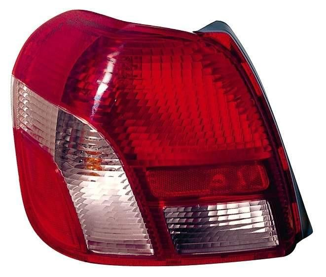 Toyota Echo 00-02 Tail Light Assembly LH USA Driver Side