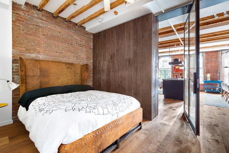 262 Mott Street, rental, furnished, loft, nolita, bedroom