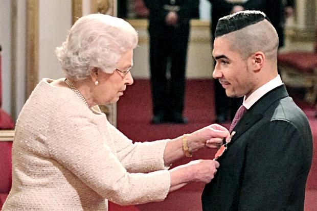 Olympic gymnast receives MBE - despite forgetting invitation to Buckingham Palace