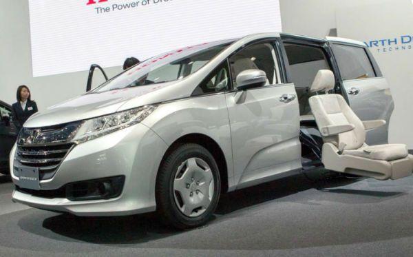 2016 Honda Odyssey AWD Model