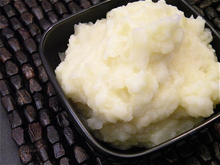 Creamy Mashed Parsnips & Potatoes with Elephant Garlic  The Hungry Mouse