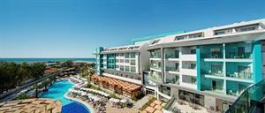 Turkije Turkse Riviera Evrenseki  Genieten genieten genieten. Je raadt het vast al: in Seashell Resort & Spa staat alles in het teken van genieten. Al dobberend op een luchtbedje in het zwembad met een drankje in de hand of in...  EUR 405.00  Meer informatie  #vakantie http://vakantienaar.eu - http://facebook.com/vakantienaar.eu - https://start.me/p/VRobeo/vakantie-pagina