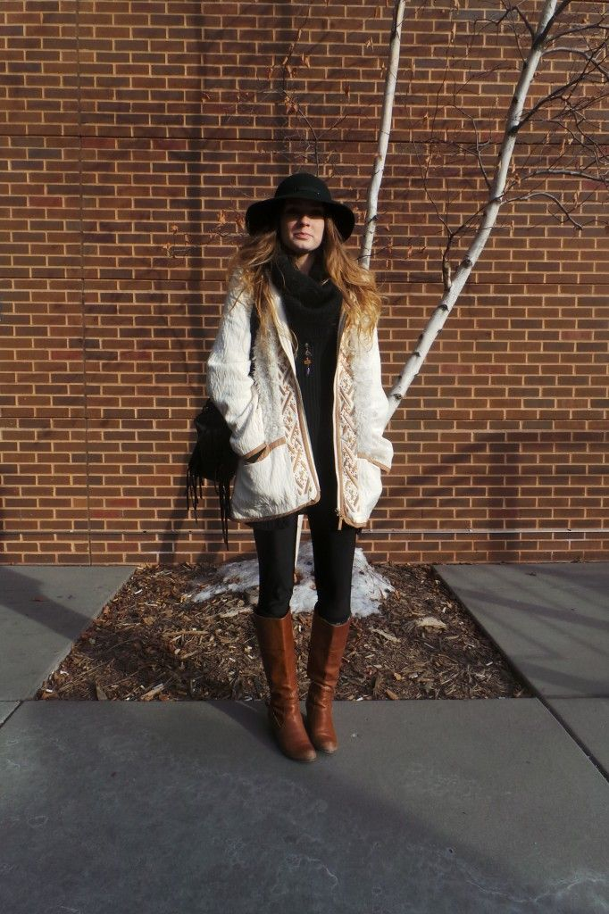 WHAT TO WEAR: Cold Weather | College Fashion Trends and Style Tips