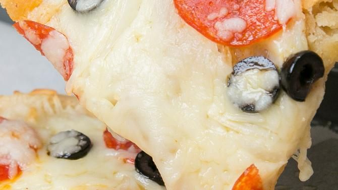 Have you ever thought about deep-frying your pizza dough before topping it? Because you should! It is amazing!...