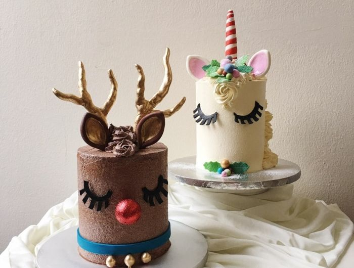 20 best gateau licorne images on pinterest unicorn party anniversary cakes and rainbow unicorn - Gateau pour bebe 1 an ...
