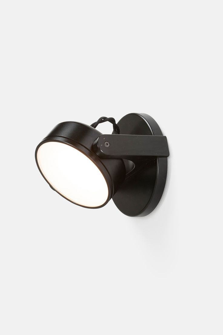 Option 2:  General lighting for upstairs bathroom above shower --- but high up so assume don't need rated fixture. Something dark like this but closer to price point needed  Monocle Wall Sconce - Flat Lens