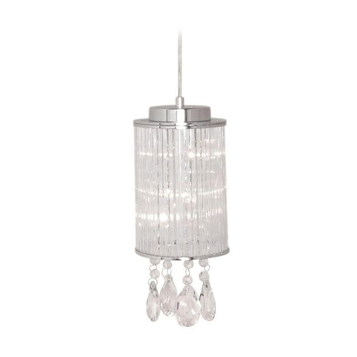 ET2 Lighting Gala Polished Chrome Mini-Pendant Light E22291-18PC
