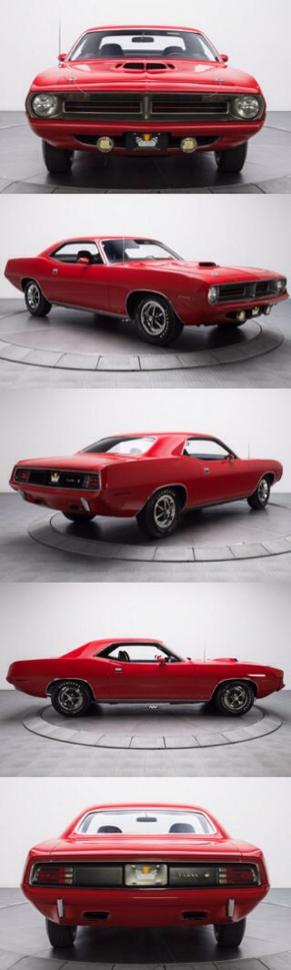 1970 Plymouth Cuda...Re-pin Brought to you by agents at #HouseofInsurance in #EugeneOregon for #LowCostInsurance.