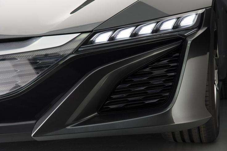 Acura NSX II concept