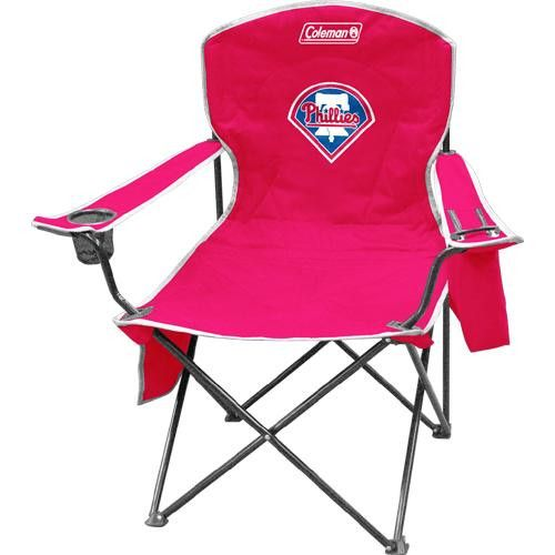 Philadelphia Phillies MLB Cooler Quad Tailgate Chair