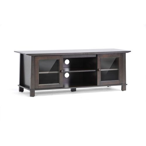 Havana Brown Wood Modern Plasma Tv Stand Wholesale Interiors Tv Cabinets Tv  Stands & Cabin