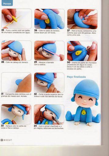COLEÇÃO BISCUIT Especial - Biscuit e Arte arte - Álbuns da web do Picasa