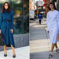 Egy lépéssel a divat előtt: a New York-i divathét legstílusosabb résztvevői