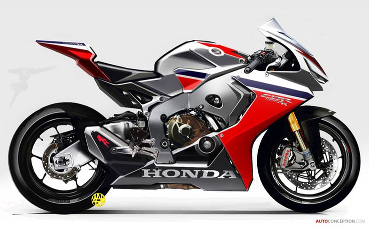 All-New 2017 Honda CBR1000RR Fireblade Unveiled