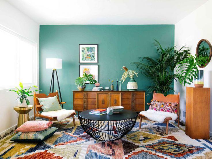Dark Carpet Living Grey Accent Seafoam And Sage Designs ...