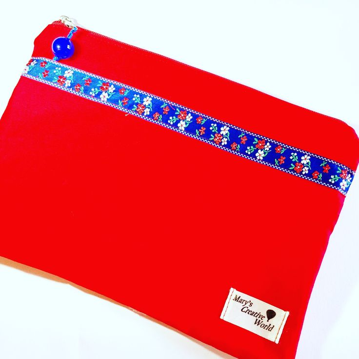 Handmade Boho purse / pouch / gift idea for Women and girls