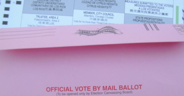 "Warning Monday that it's too late to mail in vote-by-mail ballots, Sacramento County Registrar of Voters Jill LaVine urged voters to make sure their votes count by dropping off their ballots at any polling place in the county on election day, between 7 a.m. and 8 p.m.  ""All ballots must be in our office or dropped off at a Sacramento County Polling Place [by 8 p.m. Tuesday] in order to be counted for this election,"" read Monday's press release from the Registrar of Voters. ""Postmarks do not…"