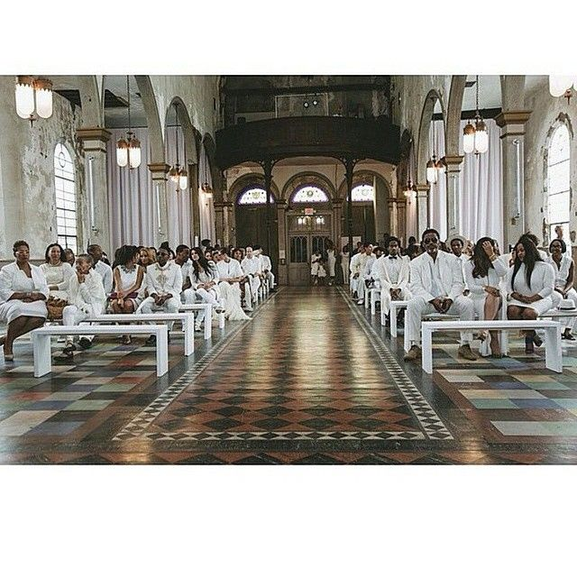 Solange's Wedding To Alan Ferguson In New Orleans 16.11.2014