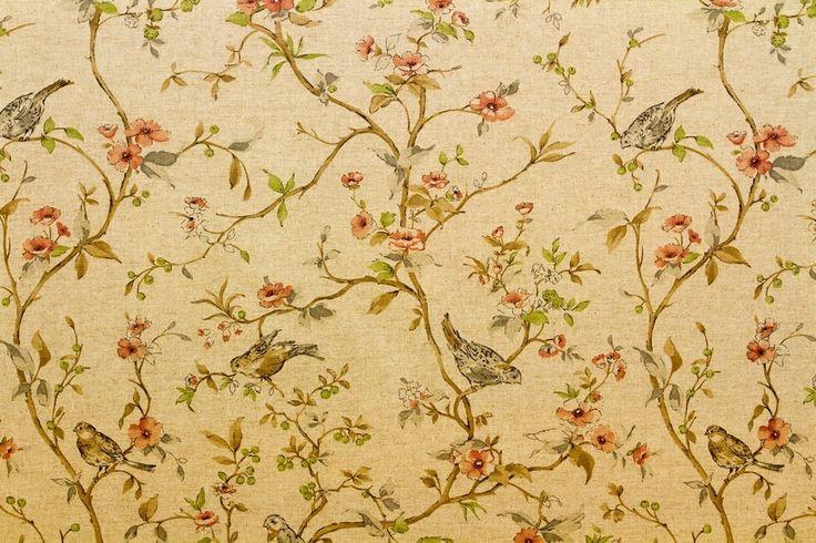 Vidal Tecidos | Produtos |  Resinado Birds