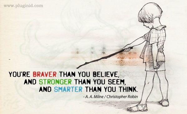 Art Inspirational Quotes For Children Quotes- Possible