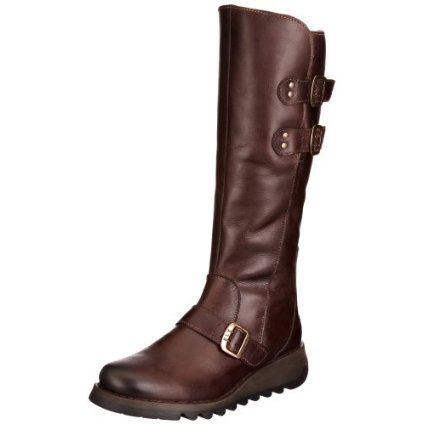 Fly London Womens Solv Warm Boots