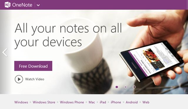 Productivity professionals, led by Jared DeCamp, OneNote Central and Teacher Cast, have worked on t...