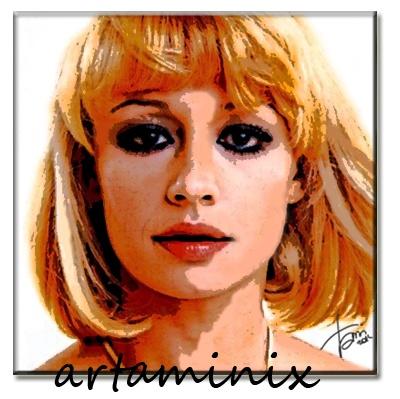 Raffaella Carrà #raffa #auguri #compleanno #handmade #paint #famous #carramba