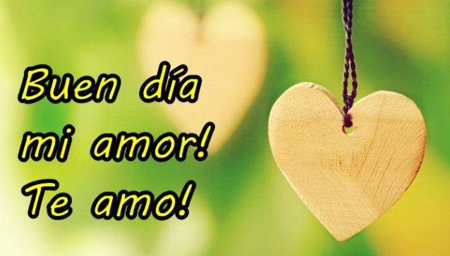 Frases De Amor Con Imagenes De Buenos Dia: 97 Best Tarjetas De Buenos Dias Images On Pinterest