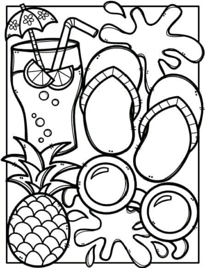 Pin By Mi Numero On Arte Preescolar Coloring Pages Cute Coloring Pages Colouring Pages