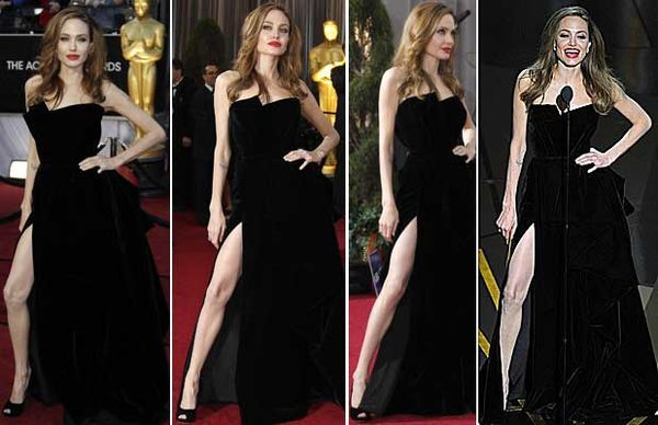 old news, i know. but seriously, has she gone crazy?: Funny, Baby, I'M, Oscars Red