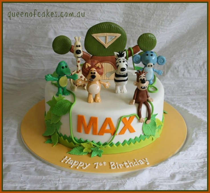 By Queen of Cakes