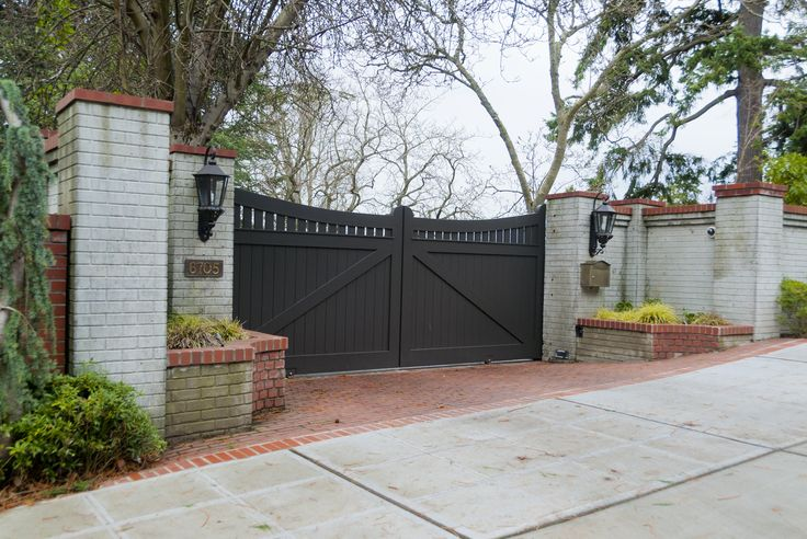 90 Best Custom Residential Iron Gates By Automated Gates