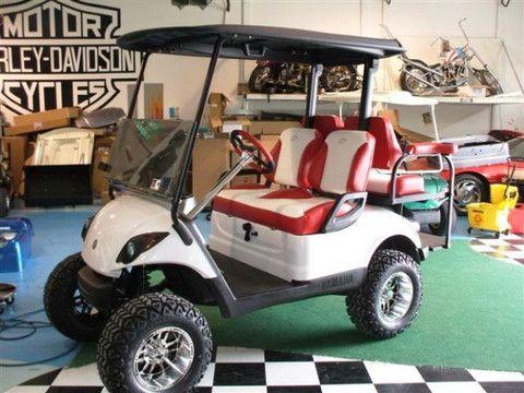 yamaha golf cart parts manual