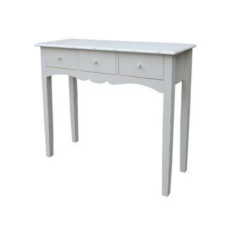 eHemco Victorian Console Table