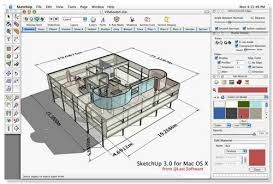 Sketch up version 8 - used by students to create 2d and 3d drawings of their designs.