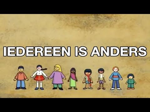 iedereen is anders (met tekst) - Marcel en Lydia Zimmer - YouTube
