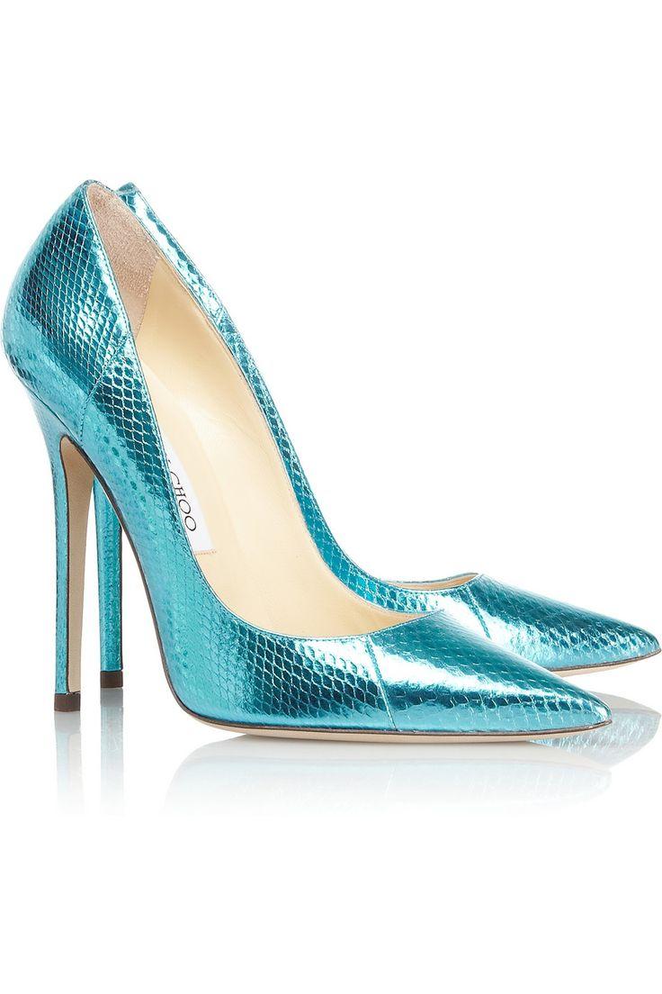 Blue Wedding Shoes: 10 Pairs We Love | Weddingbells.ca
