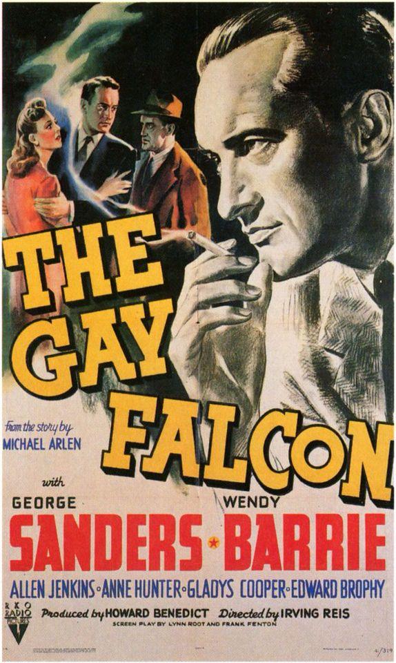 The Gay Falcon(1941) 6/10 - 10/8/15