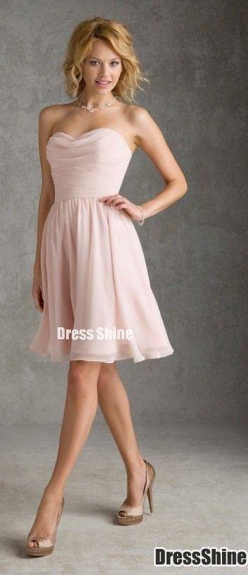 1000  ideas about Blush Cocktail Dress on Pinterest  Pink ...