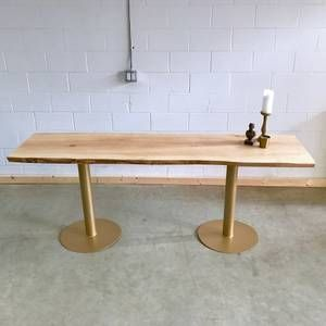 Vancouver BC For Sale Custom Wood Dining Table
