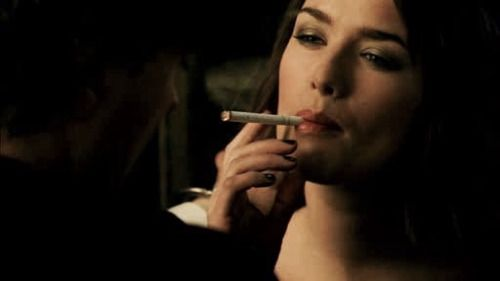 Women in Films Smoking